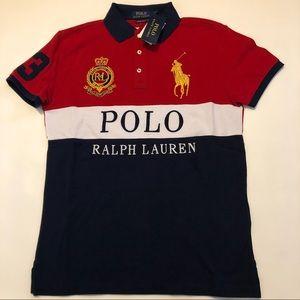 Polo Ralph Lauren Custom Slim Fit Shirt